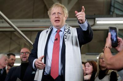 英國大選等南方小島開完票才結束 保守黨365席大勝「脫歐成定局」