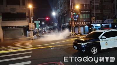 高雄警圍捕國民黨部炸彈客!對峙10hrs「強開50槍」攻堅逼降:放下遙控器爬出來