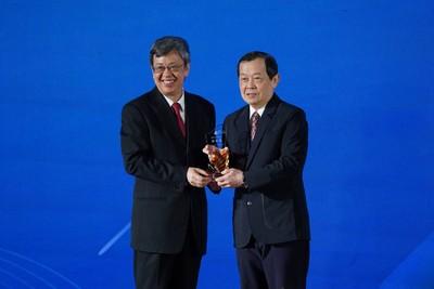 全年獲獎確認臺灣中石油可以繼續經營和發展