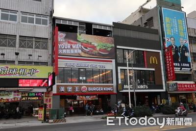 強勢回歸!漢堡王卡位高雄站前商圈 月賣至少1800個華堡才能抵店租