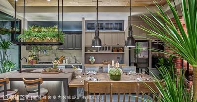 幸福空間/綠色植物、飾品、木質家具讓你打造森林系居家!