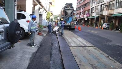 確保選舉、過年安寧 南台灣道路6日起禁挖、禁施工