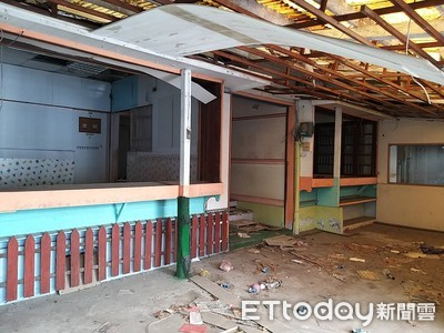 影/看準地王價值 建商1.6億買「帝寶」旁70年廢棄木屋