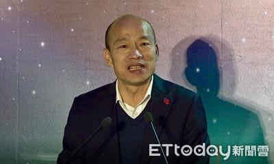 快訊/罷韓第一階段達門檻!韓國瑜火速回應:尊重民意的決定