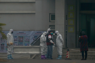 不斷更新/湖北醫護再多5人染肺炎!北京新增5例...全球共330確診