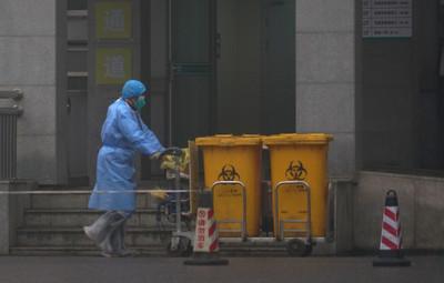 怕肺炎疫情擴散!武漢市22日設檢測站排查 力保「不漏一車、不漏一人」