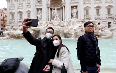 羅馬假期掰!義大利確診2例武漢肺炎 宣布全國進入「緊急狀態」