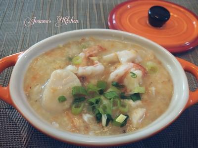 3營養全包!專家大推「蟹黃海鮮紅藜粥」食譜...暖胃、抵抗力滿分