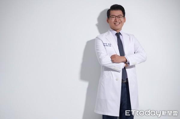 吳昭寬醫師。(圖/記者李佳蓉攝)