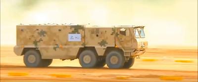 乘員可透過射擊孔戰鬥 VP22裝甲運兵車列裝解放軍