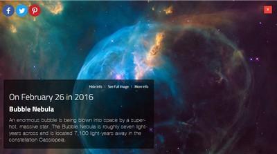 哈伯服役30年 NASA公開366張照片供天文迷觀賞「生日宇宙」