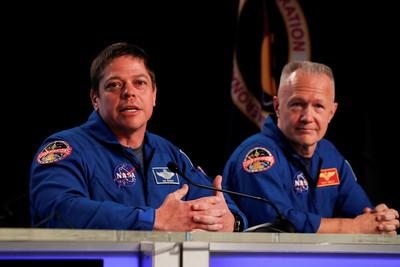 SpaceX太空船「奮進號」今載2太空人返美! 睽違45年挑戰海上降落