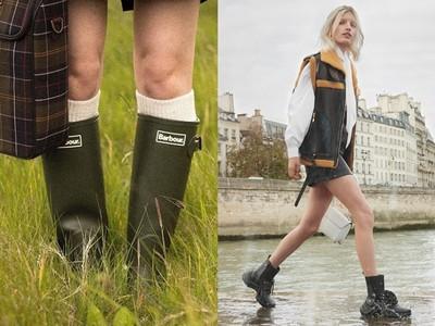 雨天不必狼狽出門!精選7款「時髦雨靴」 機能與穿搭兼具