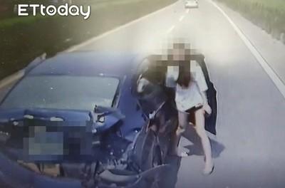 雲林「橫行三兄弟」為搶六輕工程! 派小弟、熱褲妹1天4次給砂石車撞
