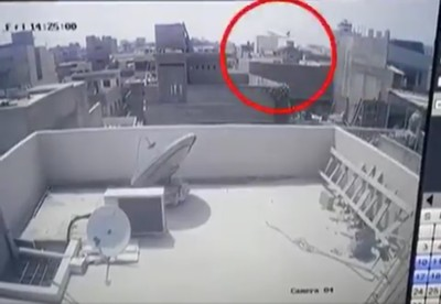 巴基斯坦墜機畫面曝光!30度斜角「8秒墜毀」爆出蕈狀雲 銀行執行長奇蹟生還