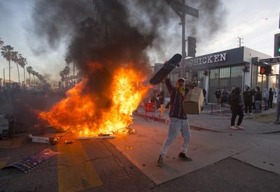 FBI:無情報指出「反法西斯團體ANTIFA」與暴動有關…打臉川普!