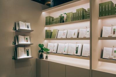打造書店中的「書店」!綠藤生機、茶籽堂進駐信義誠品