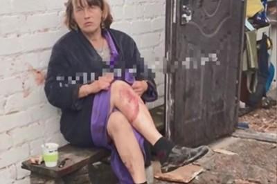 把朋友砍成肉醬! 45歲大媽冷血虐殺 滿身血喝咖啡坐等警察到場