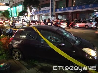 快訊/彰化偷車北上找女網友 永和市區遇警亡命逃竄…警開7槍制伏