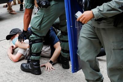 法國學者:中國先吞香港「再瞄準台灣」 不能期望西方國家!