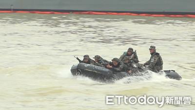 陸戰隊「向岸突擊登陸」小艇翻覆釀2死 專案小組掌握關鍵「空拍影像」