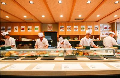 東京高CP值迴轉壽司「美登利」插旗台北東區 預計8月開幕