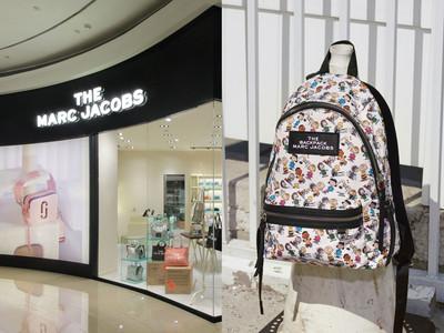 夯包輩出的The Marc Jacobs台灣首登場 「史努比」後背包只有這裡賣!