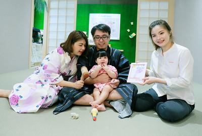 線上有深度、線下有溫度!日本COMBI聯手東森打造台灣育兒新樂園