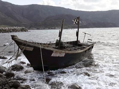 日本驚現「幽靈船」! 報告曝史上最大宗非法捕撈:中國黑漁船逼死北韓人