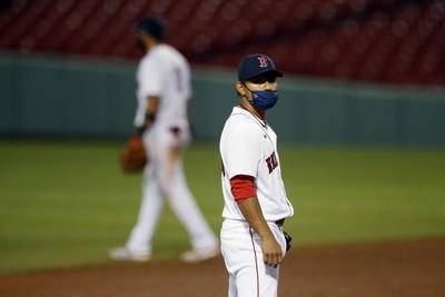 林子偉相隔8天先發擔任二壘手 紅襪10日凌晨對戰藍鳥