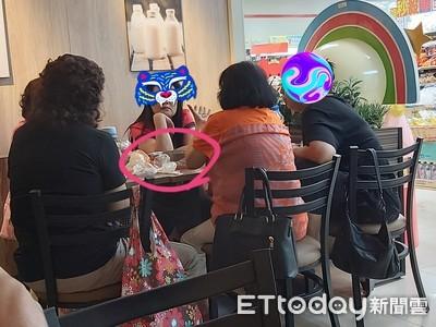 超狂5大媽「自備鍋物」占超商!併桌圍圈嗨開趴 網友氣瘋