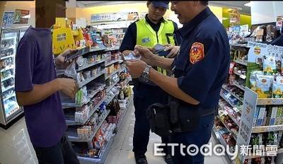 「相信眼前員警」他想花5千買遊戲點數 3警20分鐘苦勸阻詐