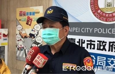 女子深夜「出入分隊長室」遭檢舉 萬華交通分隊長:我跟她買養生茶