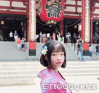 23歲台日混血女警! 她放棄日本籍 大學畢業考上警察圓夢