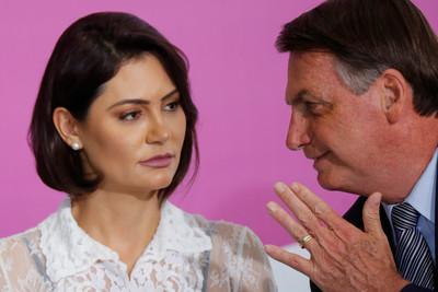 全球確診破1700萬人! 巴西第一夫人染疫「內閣5人中鏢」