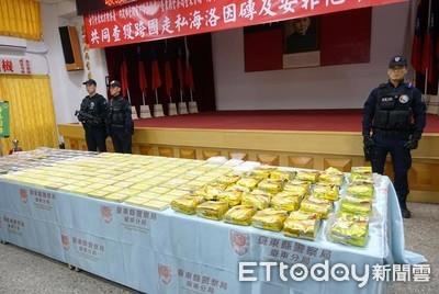 擁10多艘公海軍火船隊+菲國叛軍運貨 台灣3大毒梟「南孝道」判決出爐