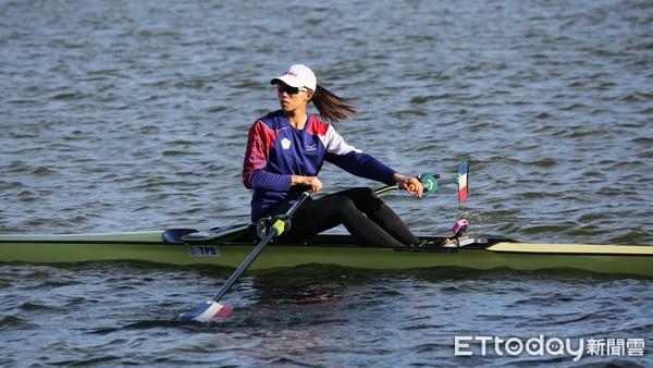 「划船女神」黃義婷東奧門票到手! 中華隊取得第33席資格
