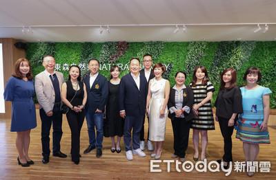 刷新台灣直銷界超狂業績的美麗秘密!東森全球新連鎖鑽石經銷商挑戰28億信心十足