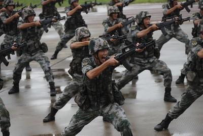 中國國防部:今年超過300萬人報名參軍! 網超嗨:致敬軍人