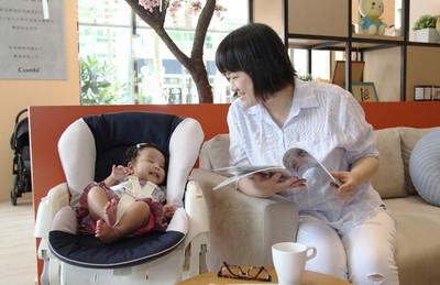 日本COMBI育兒神器造就美好家居體驗!結合東森新連鎖給更多優惠