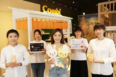 加入東森新連鎖首波分享商店 日本COMBI讓虛實整合更有溫度