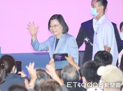蔡英文「視訊APEC」陸諷幻想 外交部:停止與台灣人民為敵