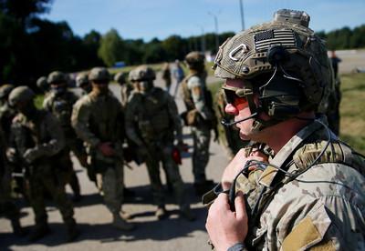 「該重返台灣了!」 軍事評論:美軍駐台是嚇阻中國武統唯一解方