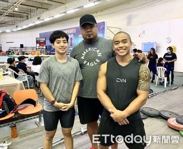 奧運名將陳士杰圓夢開「狂享舉」 打造最強素人舉重團