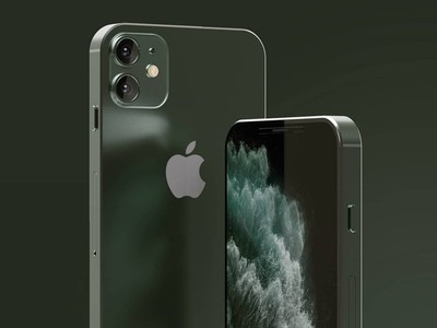 iPhone 12回歸經典方塊機身推出玫瑰金 夜幕綠SE2也曝光