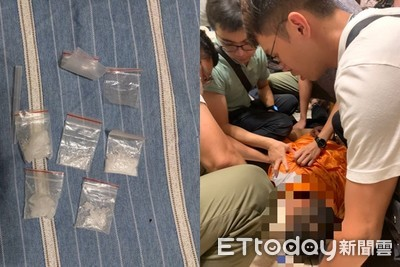 高雄當街砍人抓到了!18歲男無辜中刀噴血 竟因毒+看不順眼