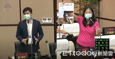 外交部稱兩岸若戰不「靠美」! 王家貞怒批:台南兩岸小組乾脆改名「開戰小組」