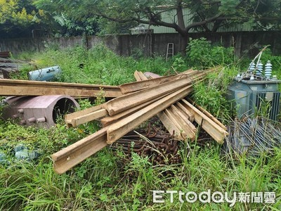 桃園男扮「回收廠負責人」吊走12噸鋼材 再騙一次被活逮