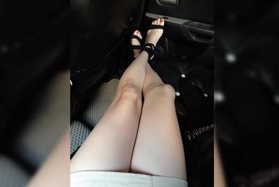 超瞎分手!長腿正妹「某部位」太大被甩 她PO照讓網瘋了