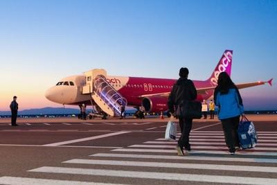 樂桃航空回來了!陸續恢復台日航線 新增旅客機場接駁服務